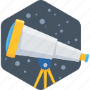 astronomy, planet, satellite, space, spaceship icon