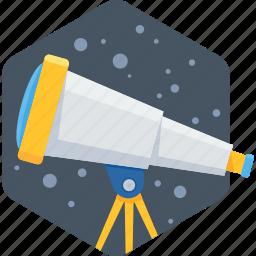 astronomy, planet, satellite, space, spaceship icon