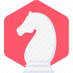 business, chess, game, horse, management, planning, strategy icon
