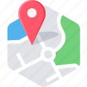 gps, navigation, country, location, map
