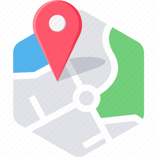country, gps, location, map, navigation icon