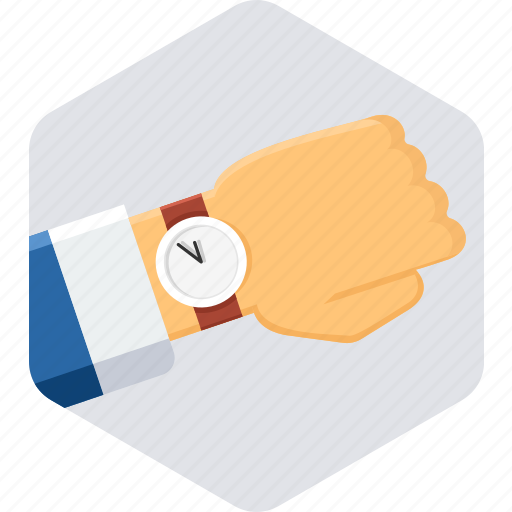 time, timer, wait, watch, wrist watch icon