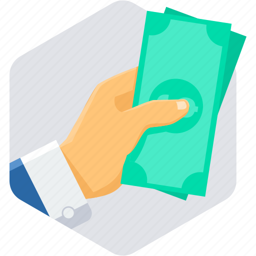 business, cash, currency, dollar, financial, money, payment icon