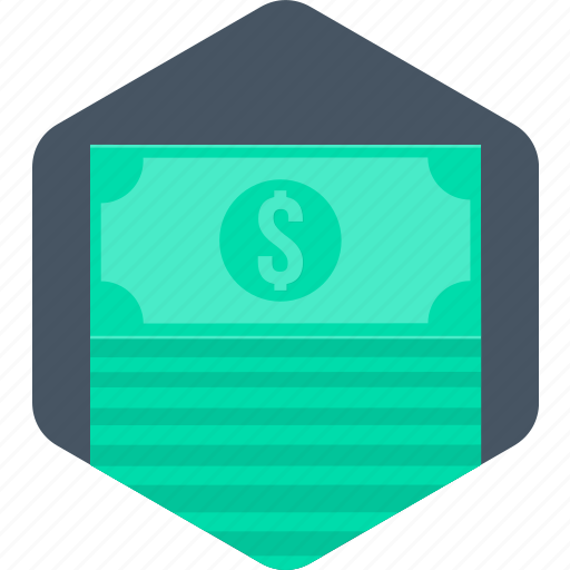 business, cash, currency, dollar, money, payment icon