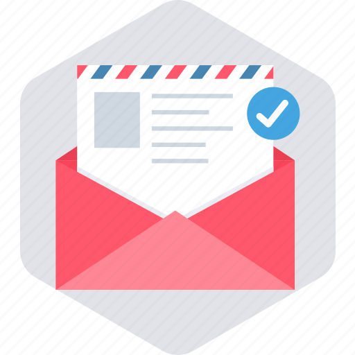 communication, envelope, inbox, letter, message icon