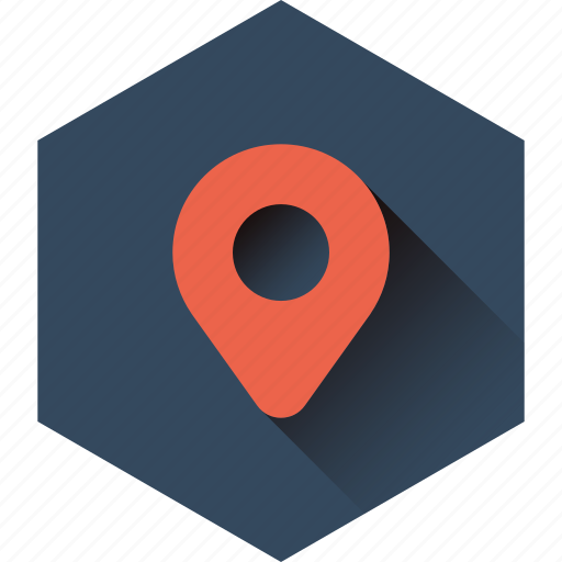 guide, map, pointer, route, travel, way icon
