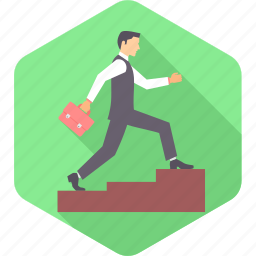 goal, ladder, rules, stair, stairs, success, target icon