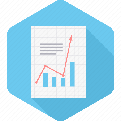 Chart, paper, document, documents, file, report, statistics icon - Download on Iconfinder