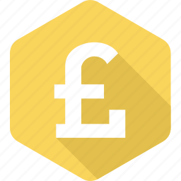 currency, exchange, finance, money, pound, sign, uk icon