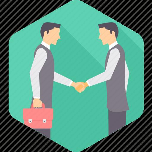 communication, conference, handshake, meeting, shakehand, team, teamwork icon