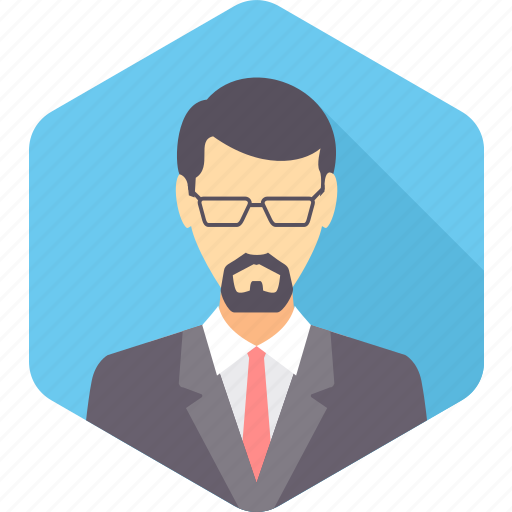Accountant, account, boss, business, businessman, client, manager icon - Download on Iconfinder