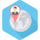 country, gps, location, map, national, store locator, world icon