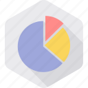 analysis, analytics, chart, diagram, graph, pie, report icon