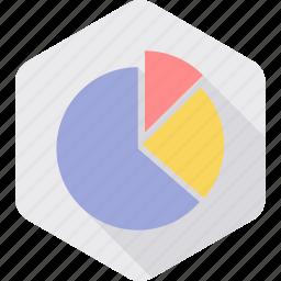 analysis, analytics, chart, diagram, graph, pie, report icon