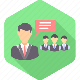 chat, comment, communication, conversation, convey, message, talk icon