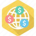 bank, cash, country, currency, dollar, money, national icon