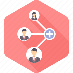 connection, link, media, network, seo, share, social icon