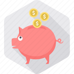 budget, finance, invest, investment, money, save, savings icon