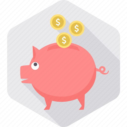 budget, finance, guardar, invest, investment, money, save, savings icon