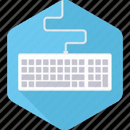 computer, desktop, device, hardware, key, keyboard, keys icon