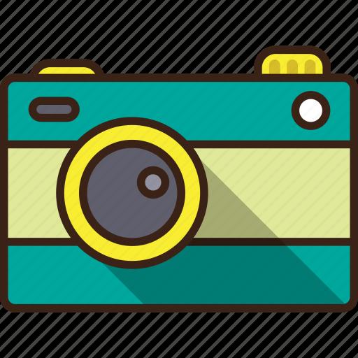 camera, camping, image, photo, photography, trekking icon