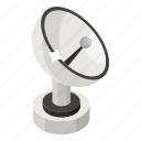 broadcasting, antenna, connection, satellite, technology equipment, satellite dish, parabolic dish icon