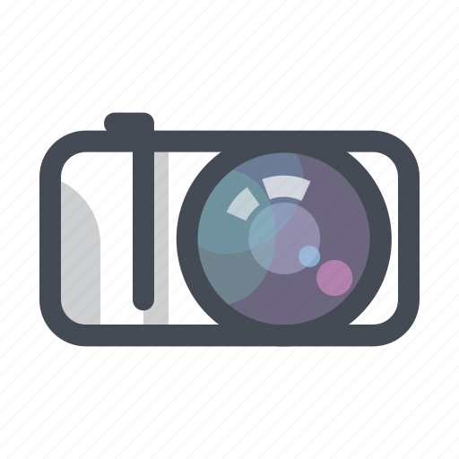 camera, hiking, movie, multimedia, outdoor, photography, record icon