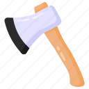 hatchet, axe, weapon, tool, tomahawk