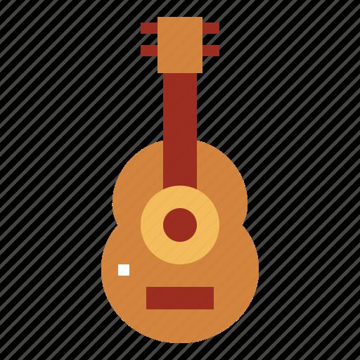 folk, guitar, love, music icon