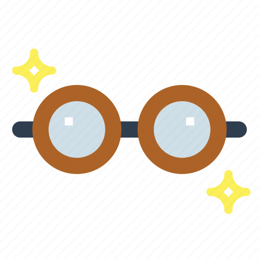 eyeglasses, fashion, hippie, sunglasses icon