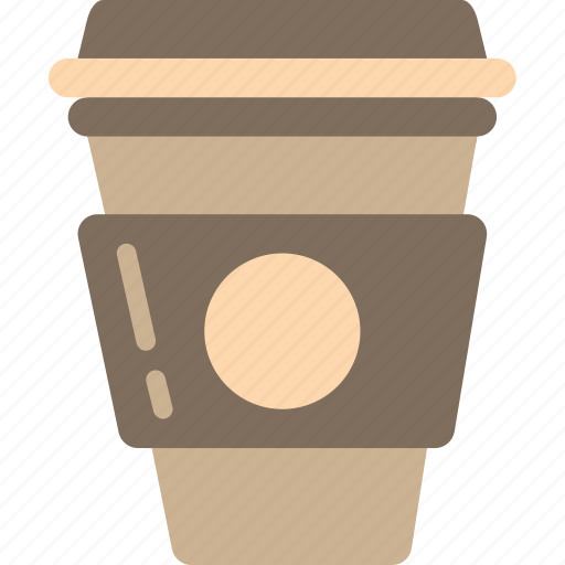 coffee, cup, hipster icon
