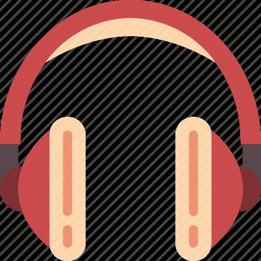 headphones, hipster, music, retro, style, vintage icon