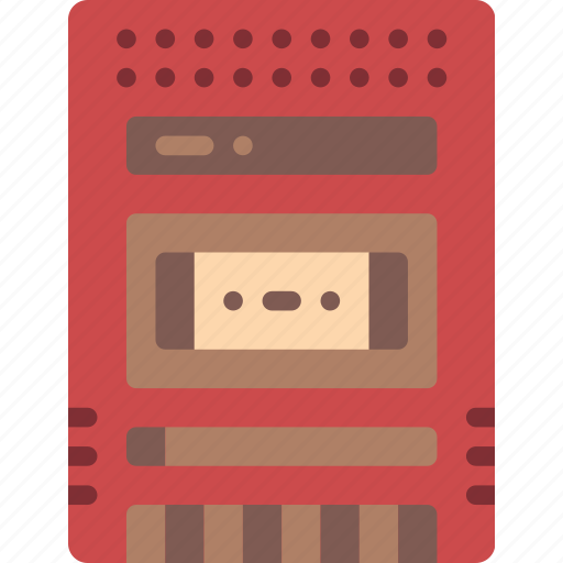 cassette, hipster, player, retro, style, vintage icon