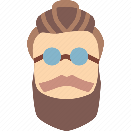 hipster, knot, retro, style, top, vintage icon