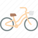 bicycle, bike, hipster, retro, style, transport, vintage icon