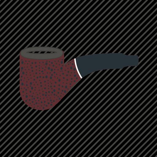 cigar, pipe, smoke, smoking, tobacco, wood icon
