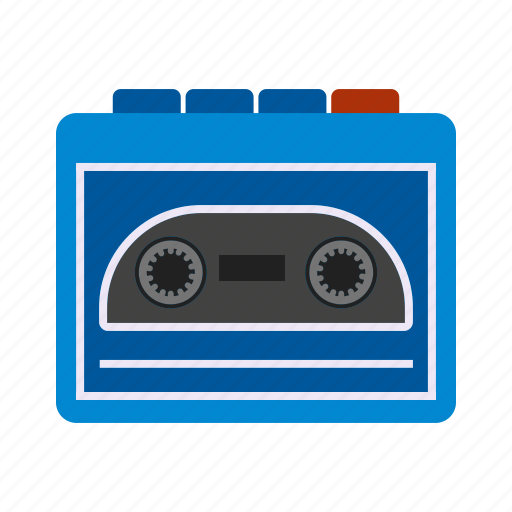 audio, cassette, mp3, music, play, player icon