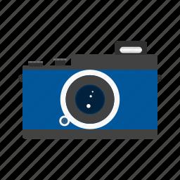 camera, film, lens, light, recording, studio, video icon