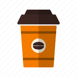 cafe, coffee, cup, drink, hot, mug, white icon