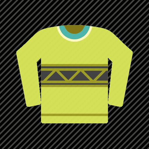 fashion, pattern, sweater, texture, winter, wool icon