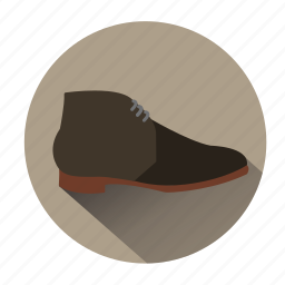 boot, boots, fashion, footwear, shoe, shoes, vintage shoes icon