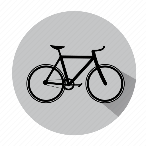 bike, bycicle, fixie, road, traffic, transport, transportation icon