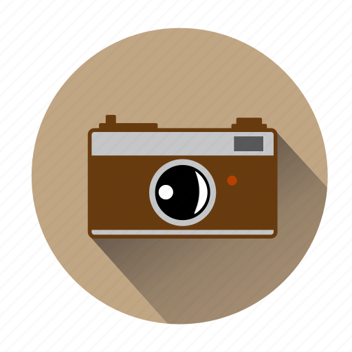 camera, images, photo, photographer, picture, retro camera, vintage camera icon