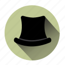 hat, hipster, retro, retro hat, top hat, vintage, vintage hat icon