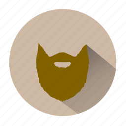 barber, beard, character, long beard, male, men, shave icon