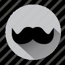 barber, beard, shave, men, mustache, bearded, moustache