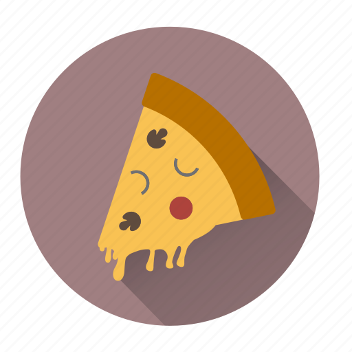 fast-food, italian, junk-food, pizza, pizza-slice, restaurant, yummy icon