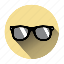 creative, day, glasses, hipster, sun, sunglasses, sunny icon
