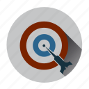 target, marketing, buy, cash, business, targeted, finance icon