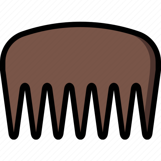 Comb, hair, hipster, style icon - Download on Iconfinder